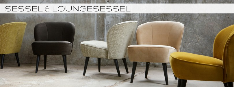 Sessel & Loungesessel: Ein Mix...